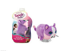 Tangle Pets Hair Brush for Little Girls- Cupcake the Cat - Fast Free Shipping!