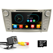 "8.0"" Car DVD GPS Player Navigation Head Unit For Toyota CAMRY Aurion 2006-2011"