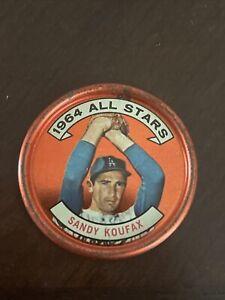 1964 Topps Coin Sandy Koufax All Star