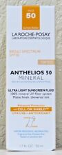 LA ROCHE-POSAY Anthelios 50 Mineral Tinted Ultra Light Sunscreen Fluid 1.7oz