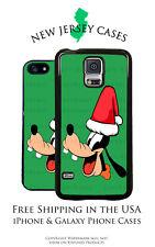 Disney Goofy Christmas Santa Hat Apple, Samsung, LG, Google Pixel Phone Case