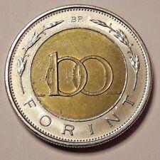 100 FORINT 2004 Hongrie Hungary Magyar KÖZTÁRSASÁG