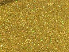 100g Gold Holographic Laser Fine Glitter Dust Powder Nail Body Art Craft Decor 1