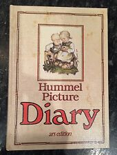 Hummel Picture Diary Ars Edition New