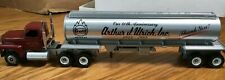 Winross Ford L9000 Arthur J Ulrich 40th Anniversary  TractorTanker Trailer 1/64