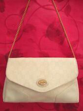 Authentique sac à main  GUCCI vintage en cuir bag