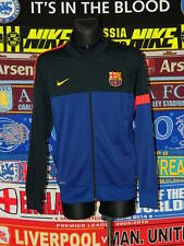5/5 Barcelona adults XL training football top track jacket soccer Barca