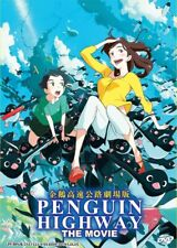 DVD Anime Penguin Highway The Movie Complete (English Subtitle) All Region