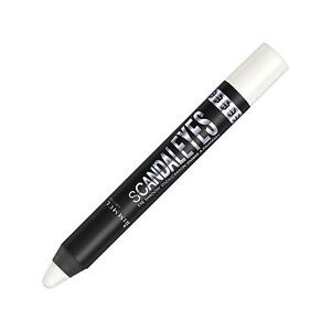 Rimmel Scandal Eyes Eye Shadow Stick 001 Witness White x 2 3.25g New Damaged Tip