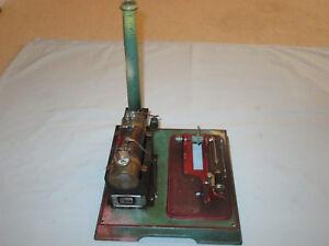 Vintage Marklin #5 Live Steam Engine