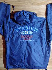 NAF NAF League Vintage Runnin Mens Tracksuit Top Jacket Windbreaker Hooded Nylon