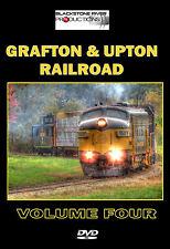 GRAFTON & UPTON RAILROAD VOLUME #4 F7A PHOTO FREIGHT 2014