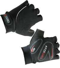 Childs Gel Padded Cycling Glove Fingerless Bike gloves, Choose your colors