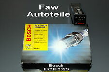1 x Bosch FR 7 KI 332 S Zündkerze Platinium Kerze LPG / Gas  VW  Kia  Toyota