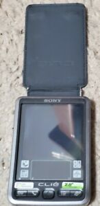 Sony Clié PEG-SL10/U Palm Powered Personal Entertainment Organizer Screen damage