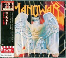 MANOWAR-BATTLE HYMNS-JAPAN CD Ltd/Ed B63