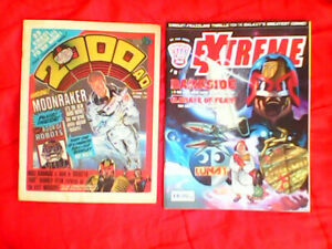 2000ad prog 119 first ABC WARRIORS RARE & EXTREME issue 10 in VGC.