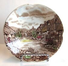 """3 JOHNSON BROS OLD ENGLISH COUNTRYSIDE 5 1/4"""" BERRY BOWLS ENGLAND"""