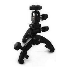 "Universal Camera Multi-Function Mini Portable Tripod 1/4"" Mount Clamp For S"
