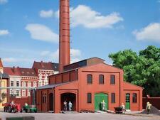 Auhagen 11431 Boiler House With Smokestack Modelling Kit