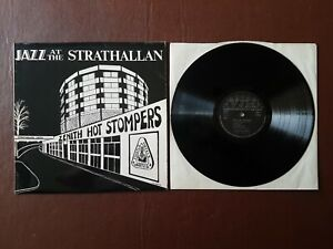 Zenith Hot Stompers - Jazz at the Strathallan - Very rare album recorded live.