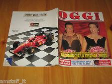 OGGI 1997/12=STEPHANIE CAROLINE DI MONACO=EDWIGE FENECH=KATE MOSS=LINO BANFI=