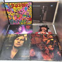 Vinyl Record Lot - Blues Jazz Rock - 6 LP Albums - Boz Scaggs John Mayall