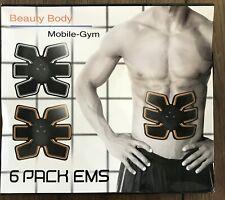 NIB Beauty Body Mobile Gym 6 Pack EMS