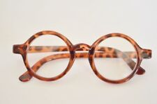 My Brittany's Circular Brown Tortoise Frame Glasses for American Girl Dolls