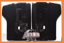 fits 2015 2016 2017 Ford F-150 Smoked Black Premium LED Tail Lights F150 Winjet