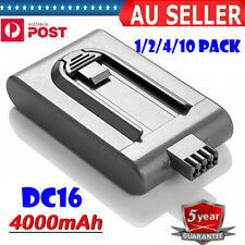 4AH For Dyson DC16 21.6V 912433-03 12097 BP01 912433-02 Animal DC16 Pink Battery