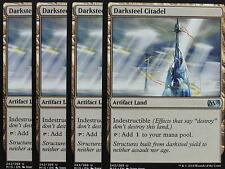 XXX 4x darksteel Citadel inglés magic 2015 m15 (país artefacto) nm/mint XXX XXX