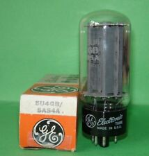 Unused GE 5U4 GB VACUUM TUBE (3) Available
