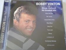 BOBBY VINTON <  Blue Velvet - His Greatest Hits  > NM (CD)