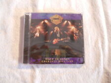 "Night Ranger ""Rock in Japan Greatest hits Live"" Dead Line cd Printed in USA New"