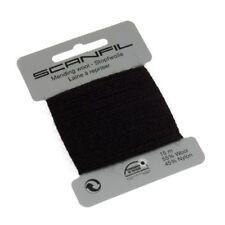 Scanfil Mending Wool - Black (15m)