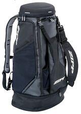 Zipp Transition 1 Gear Bag Shoulder Strap Black Triathlon Race Day Backpack 56L