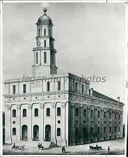Nauvoo Temple Salt Lake Tribune Original News Service Photo
