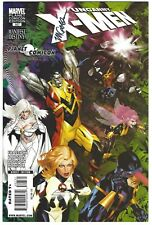 Uncanny X-Men 507 Planet Comicon Variant 2009 NM Signed Michael Golden Auto