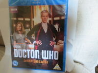 Doctor Who: Deep Breath (Blu-ray) BRAND NEW/FACTORY SEALED - dispatch in 24hrs!!