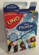 Disney Frozen UNO Card Game Brand Mattel Games Sealed Cards