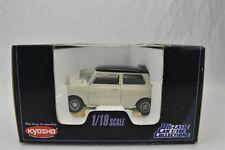 Kyosho Morris Mini Cooper 1275S White Die Cast Car 1:18 NIB Mini-Z