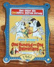 Disney One Hundred & One Dalmatians 1961 Onderful Motion Picture Pin / Brooch!