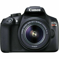 New ListingCanon Rebel T6 Digital Slr Camera 18-55mm Kit Usa