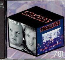 CD - PIGALLE - Pigalle + Pigallive