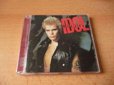 CD Billy Idol - Same - Remastered - 2002 - 10 Songs