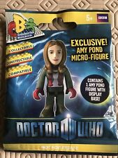 Doctor Who Amy Pond Minifigure Cake Decoration Topper Brand New and Sealed