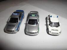 SIKU  H0  Polizei Fahrzeuge  3tlg