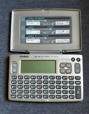 Casio Ex-word Electronic Dictionary Xd-80A (Japan Import) Hand-Held Translator