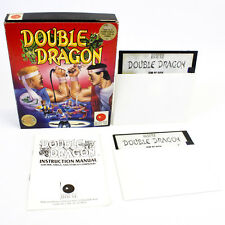 """Double Dragon for PC / Tandy 5.25"""" by Technos Japan Corp, 1988, CIB"""